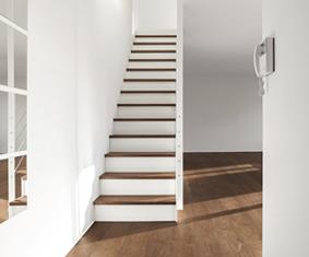 escalier-blanc