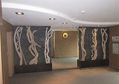 Pré Gaudry Décoration Hall d'entrée